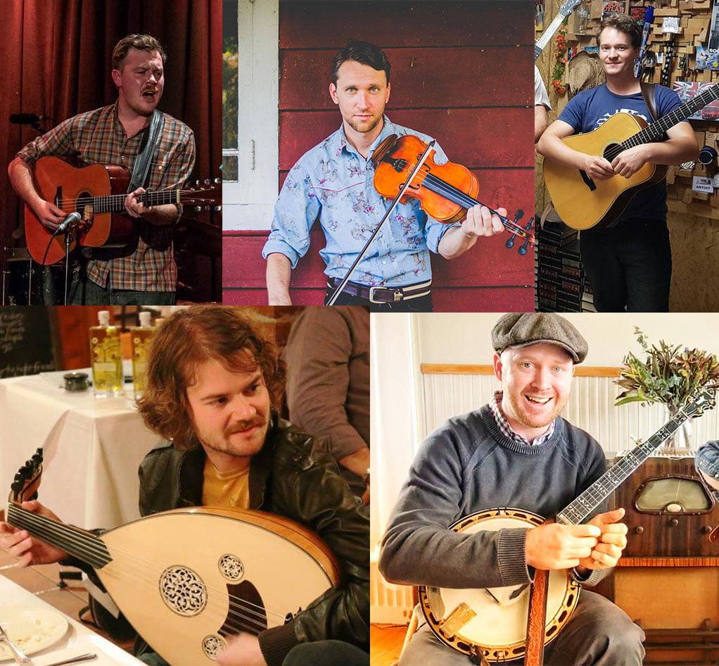 The Dorrigo House Band