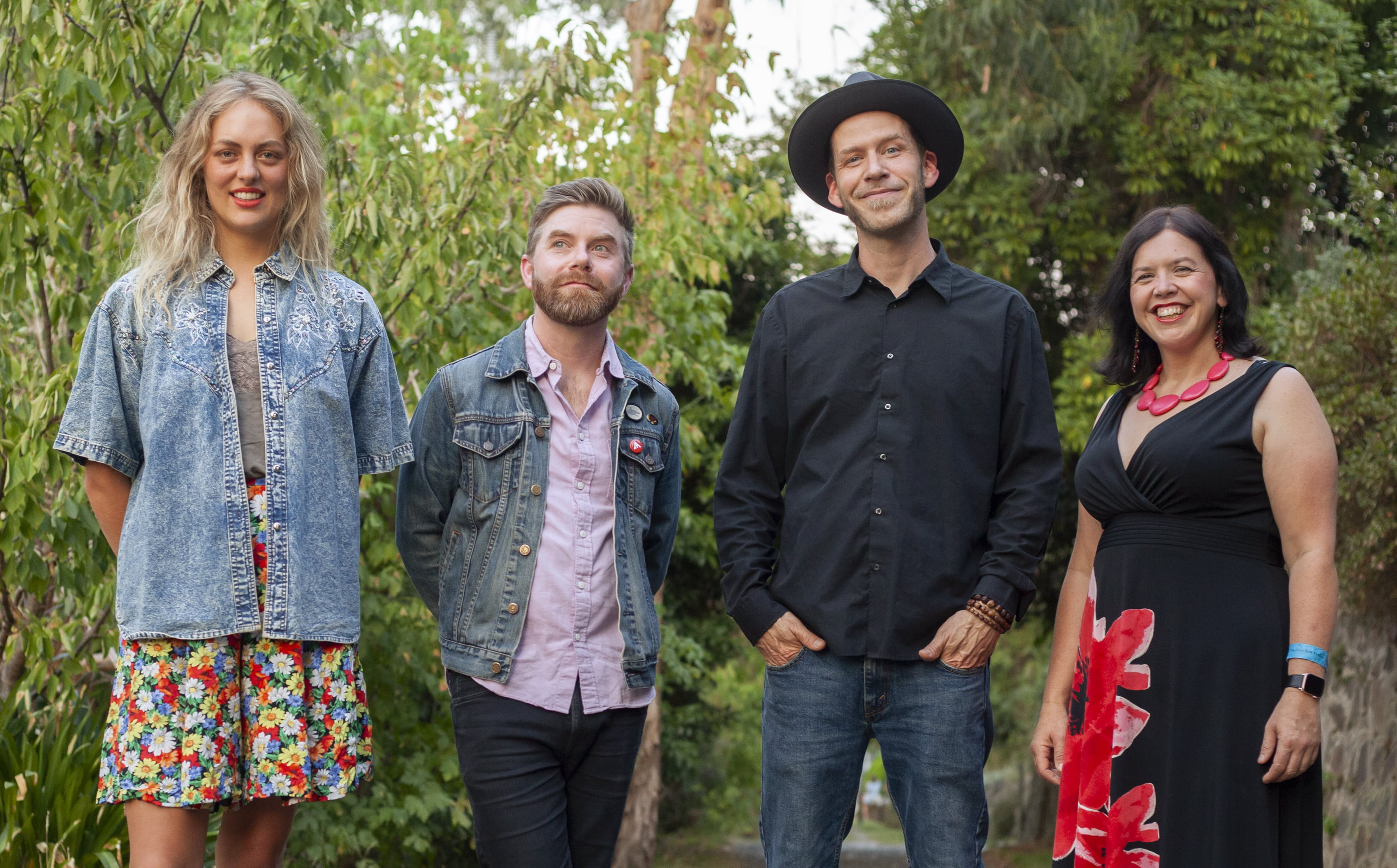 Scott Cook & the She'll Be Rights – CAN
